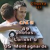 "49 Photos du match ""Lorient b - La Montagne"""
