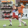 100 photos du match amical